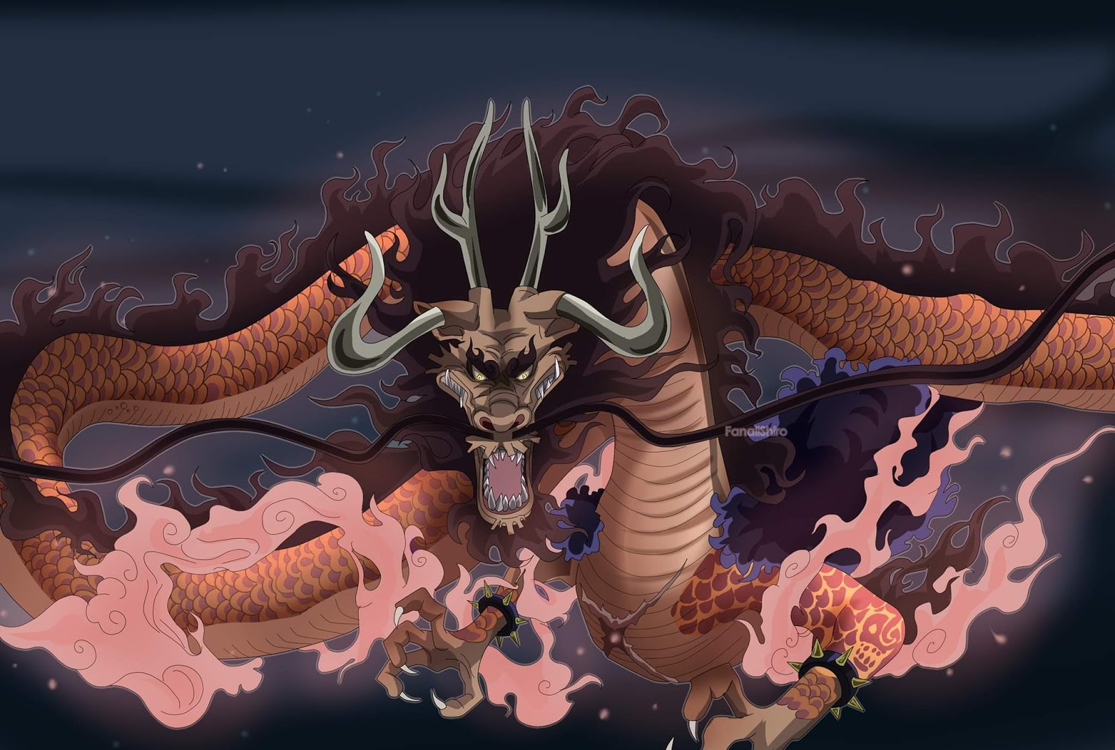 kaido-dragon