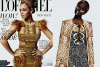While many fell in love with the fashion spread, controversy on the use of black face that darkened Beyoncé skin to depict an African Queen was concerned racist by some and stylist's creative license by others.