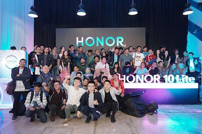 4 Kelebihan yang Ditawarkan Hp Honor 10 Lite