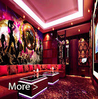nightclub ktv wallpaper
