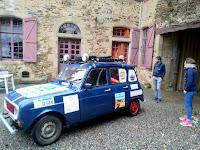 Rallye hébergement chambres d'hotes
