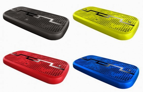 Motorola Deck Bluetooth Speakers
