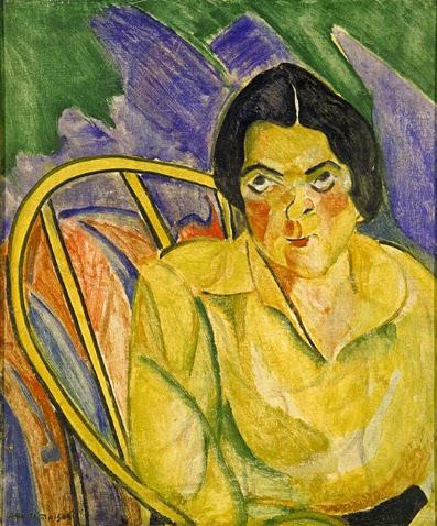 A Boba - Anita Malfatti e suas principais pinturas ~ Pintora brasileira