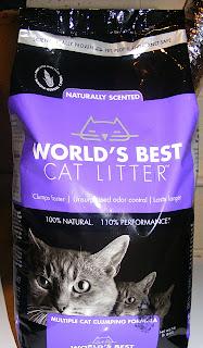 Worlds Best Cat Litter Scented