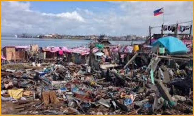 Havoc Wrought by Typhoon Yolanda