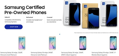 Samsung-begin-selling-refurbished-galaxy