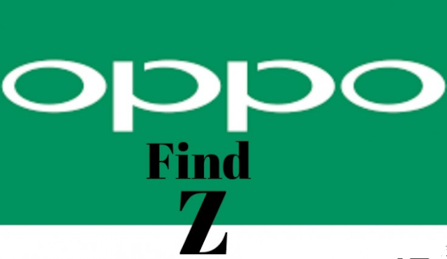 Oppo's cutting edge flagship smartphone named Oppo Find Z, powered by Snapdragon 855 SoC