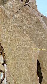 Prehistoric Scribble Pad, Sangankallu