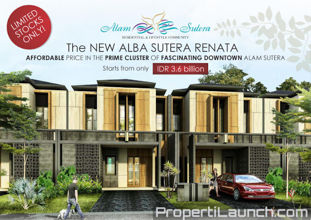 New Alba Sutera Renata Alam Sutera