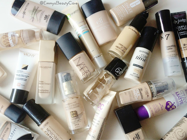 Best Foundations For 2015 Review