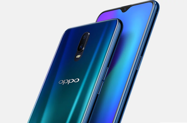 Full Specification Review of OPPO R17 with 8 GB RAM
