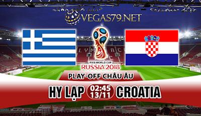 Nhận định, soi kèo nhà cái Hy Lạp vs Croatia