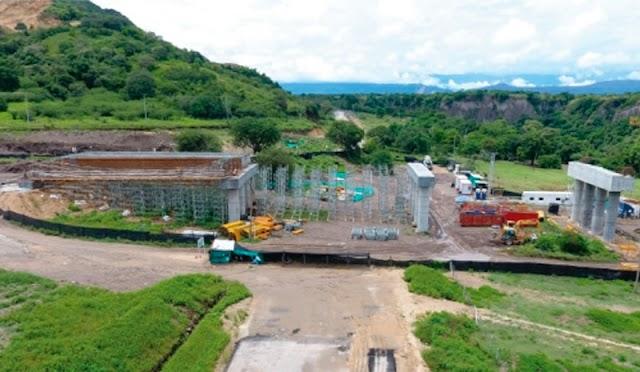 Con la construcción de puente sobre el río Magdalena avanza Autopista Girardot - Honda - Puerto Salgar