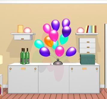 Room Escape : Jigsaw Birthday Escape