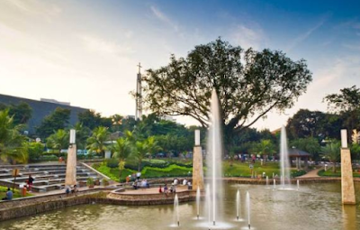 Alternatif Tempat Rekreasi di Jakarta, Taman Kota Jakarta