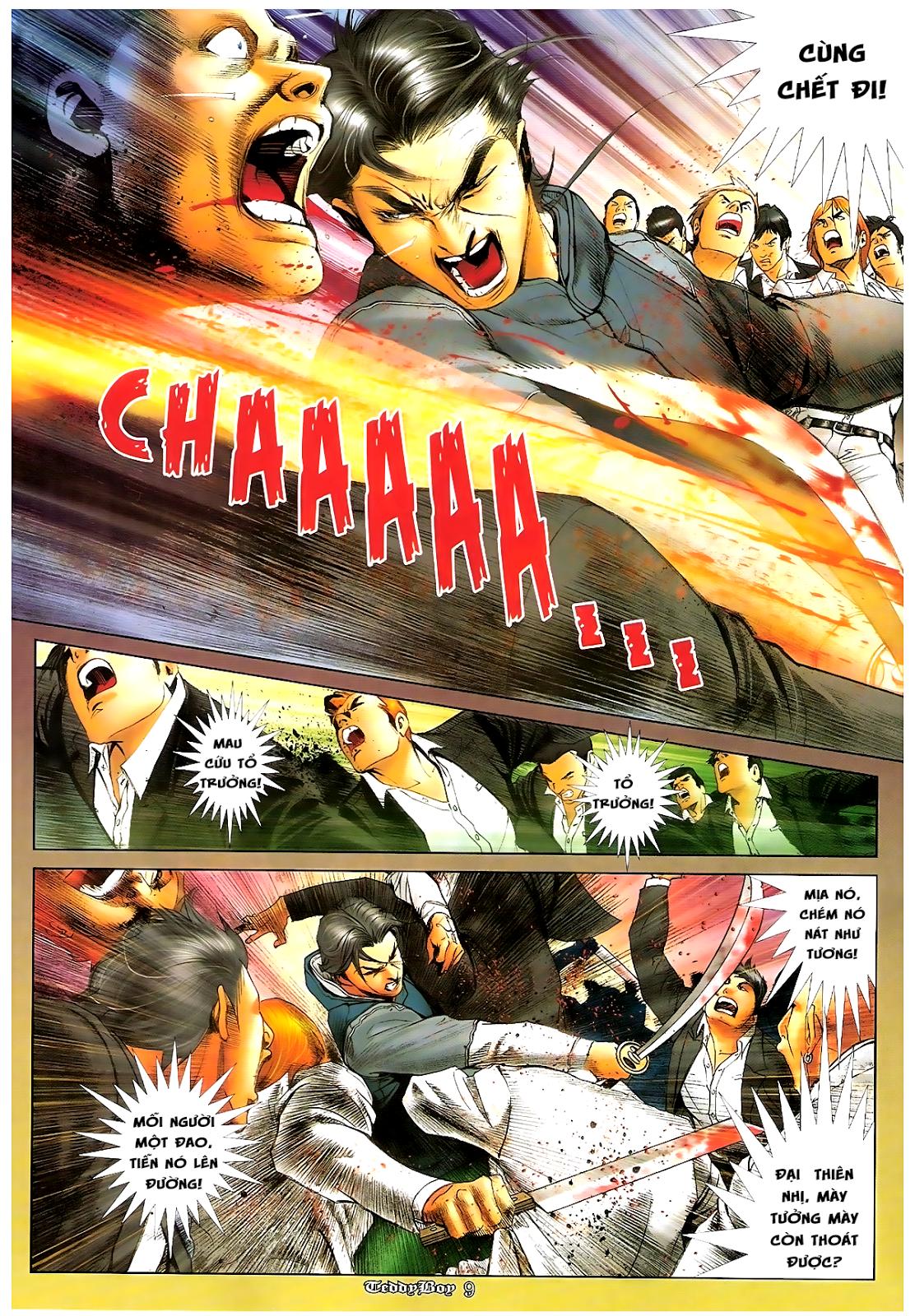 Người Trong Giang Hồ - Chapter 1221: Cái chết Đại Thiên Nhị - Pic 6