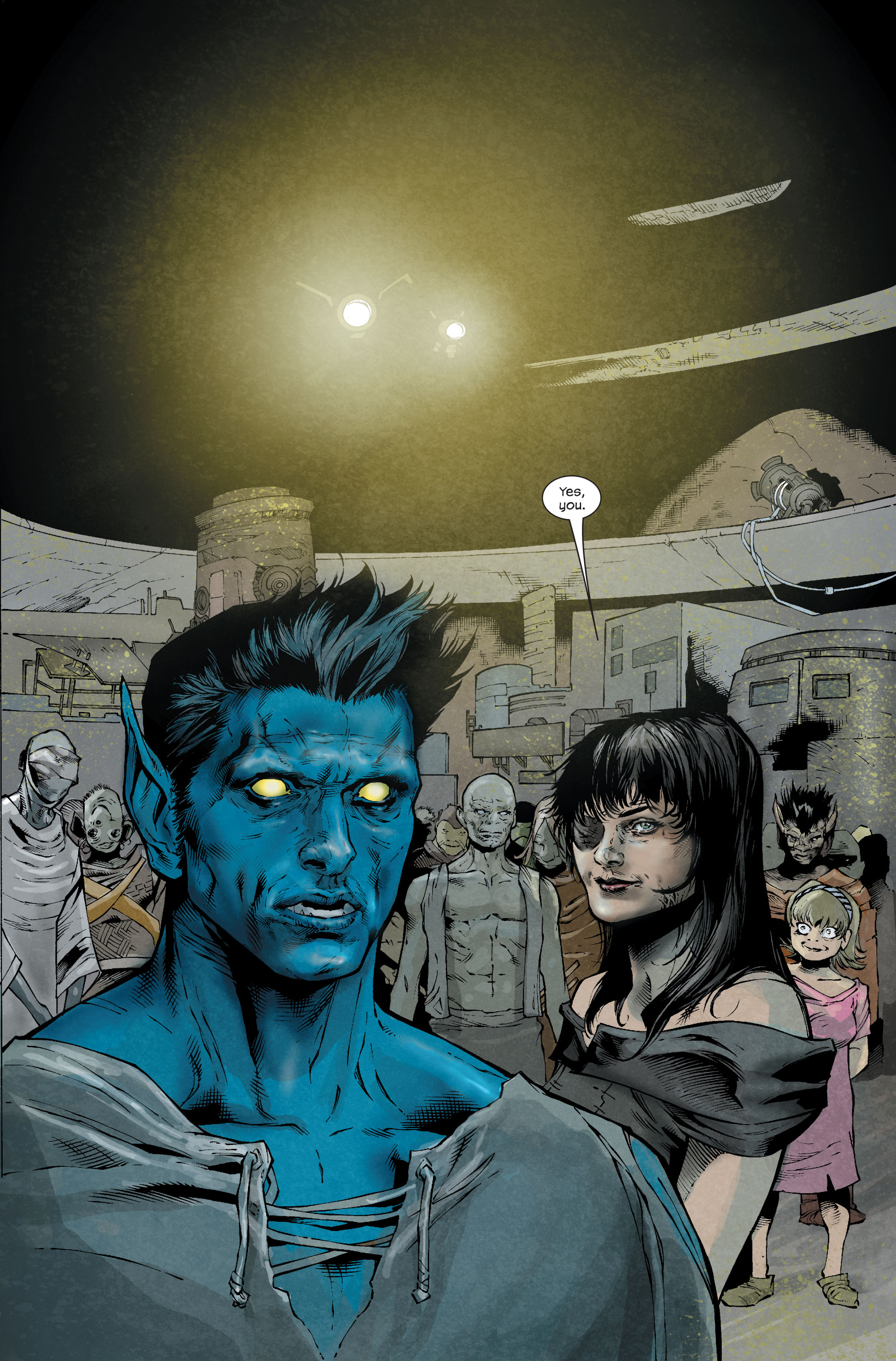 Read online Ultimate X-Men comic -  Issue #83 - 22