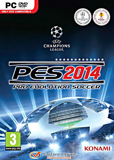 PES 2014 Full Sorunsuz Tek Link İndir