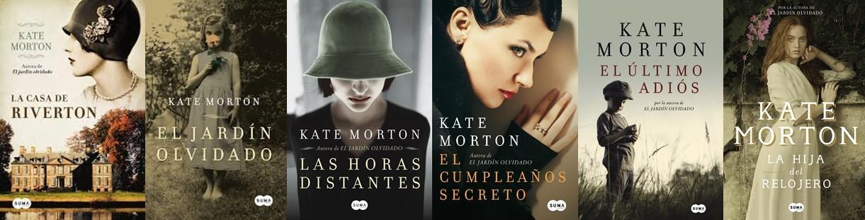 El Búho entre libros: LA HIJA DEL RELOJERO (KATE MORTON)