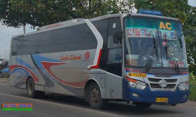Bus Surabaya Jombang