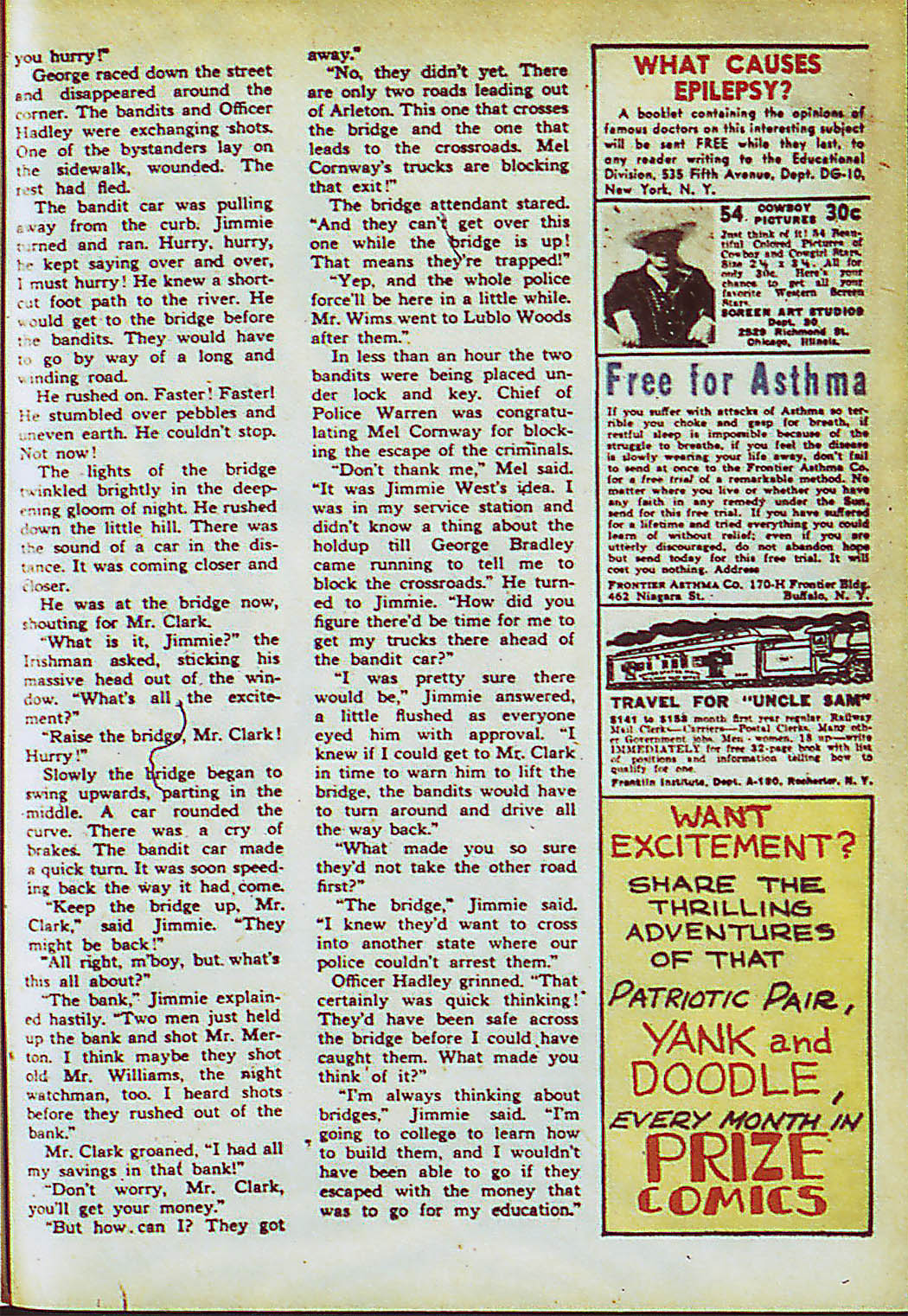 Read online Action Comics (1938) comic -  Issue #41 - 48