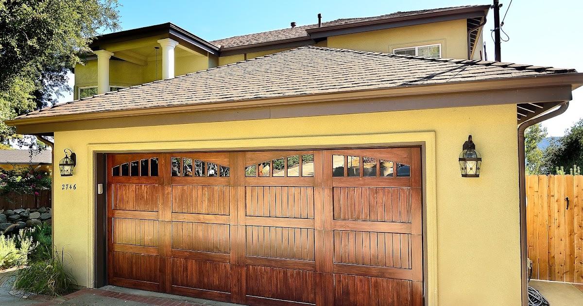 Custom Garage Door Westlake Village Ca 90748 Garage