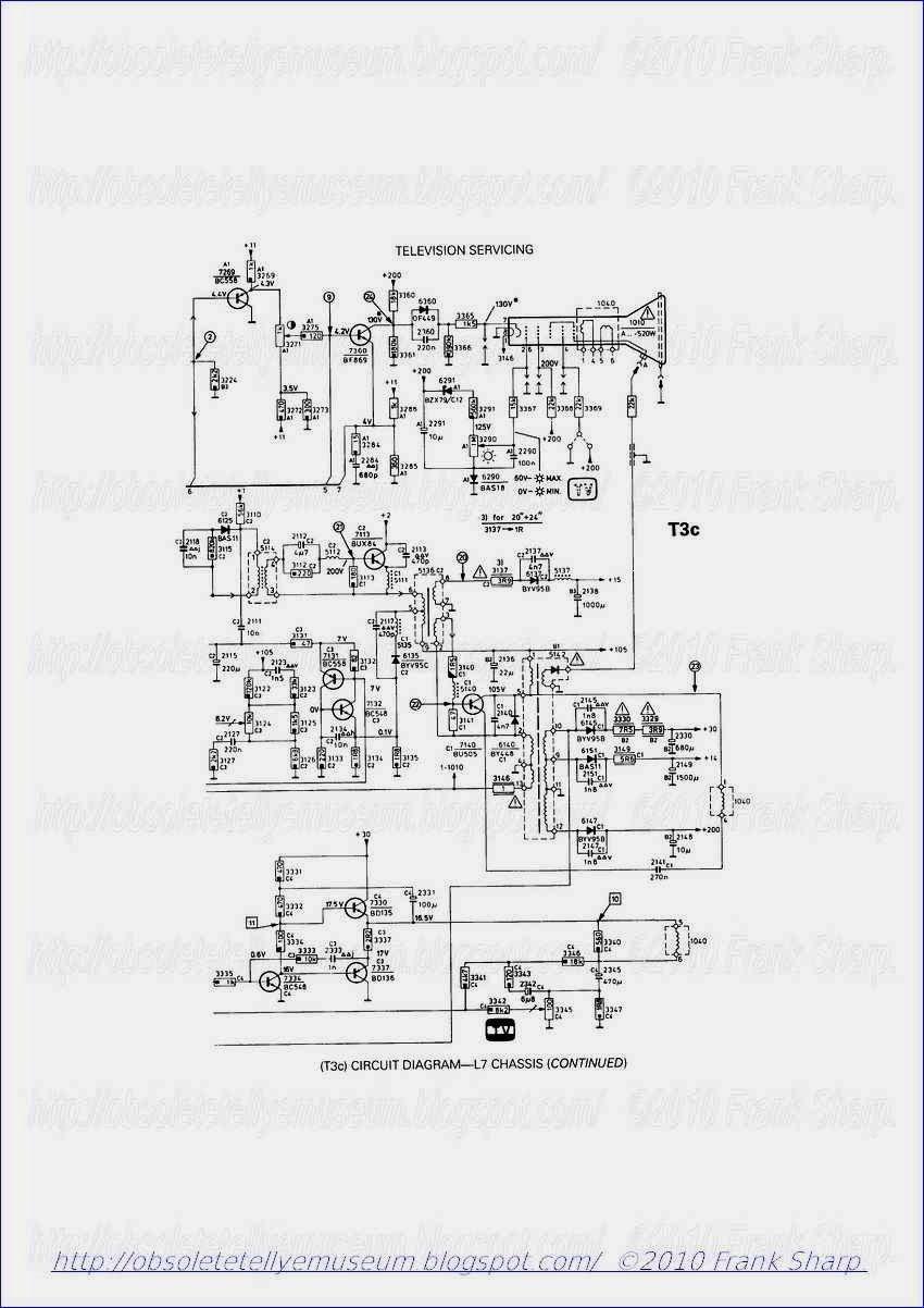 Obsolete Technology Tellye !: PHILIPS 20TL7021 /06Z ELBA