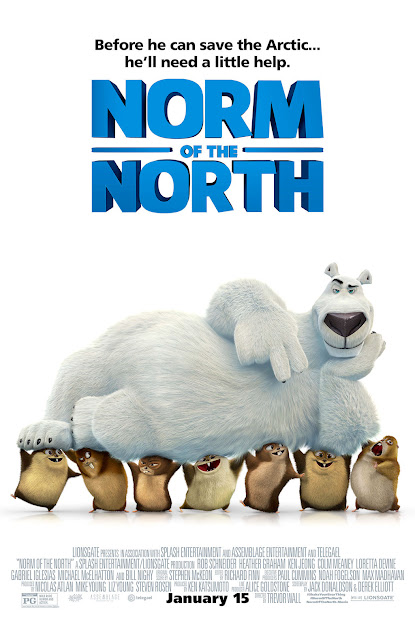 Norm of the North (2016) tainies online oipeirates