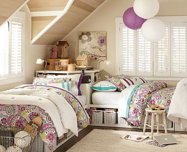 5 Shared Children's Bedrooms 1