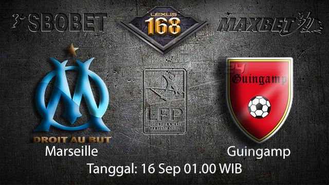 Prediksi Bola Jitu Marseille vs Guingamp 16 September 2018 ( French Ligue 1 )