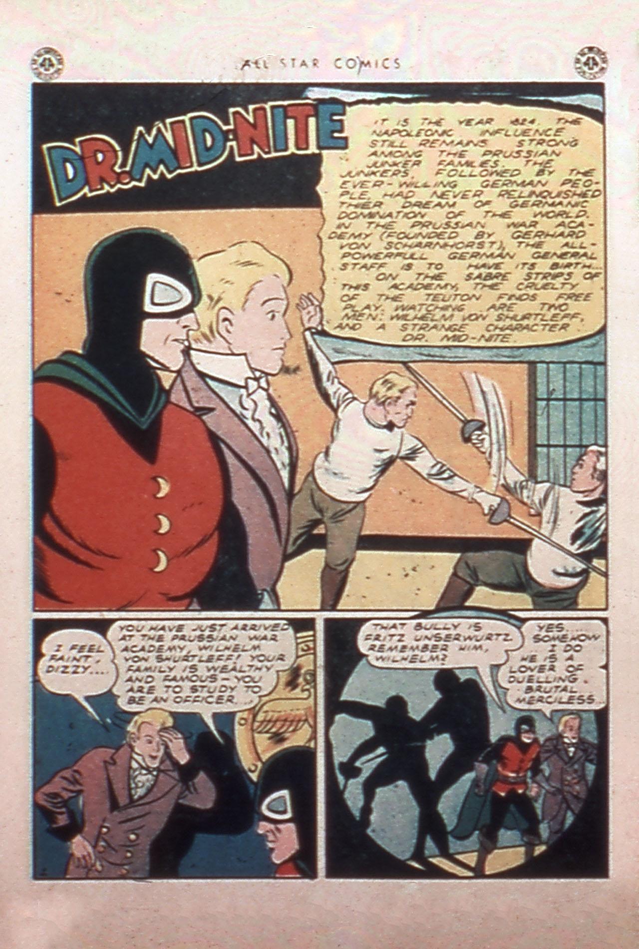 Read online All-Star Comics comic -  Issue #24 - 21