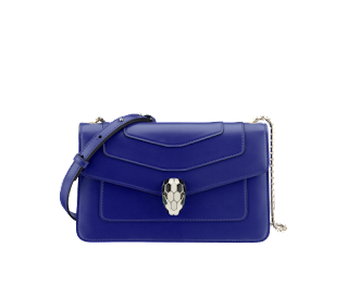 Serpenti flap cover bag, $2,200 from Bvlgari
