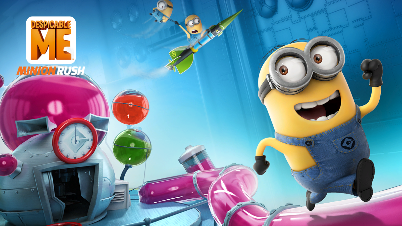 Despicable Me Minion Rush Receives Jelly Update Across Android Ios And Windows