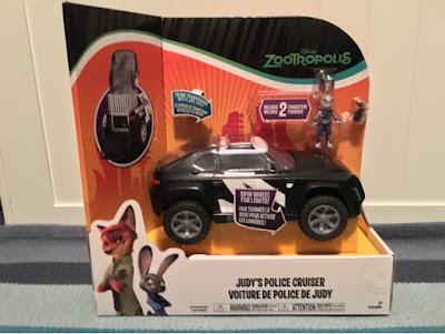 Zootropolis Police Cruiser