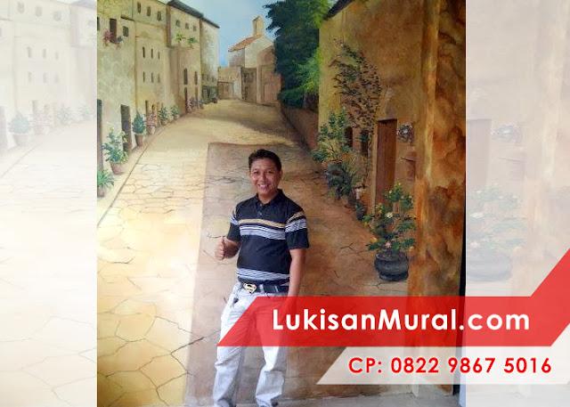 lukisan tembok jalanan