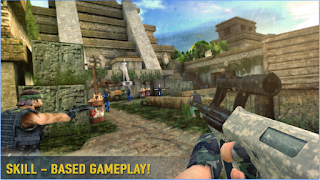 Counter Attack Team 3D Shooter Mod Apk Latest Version