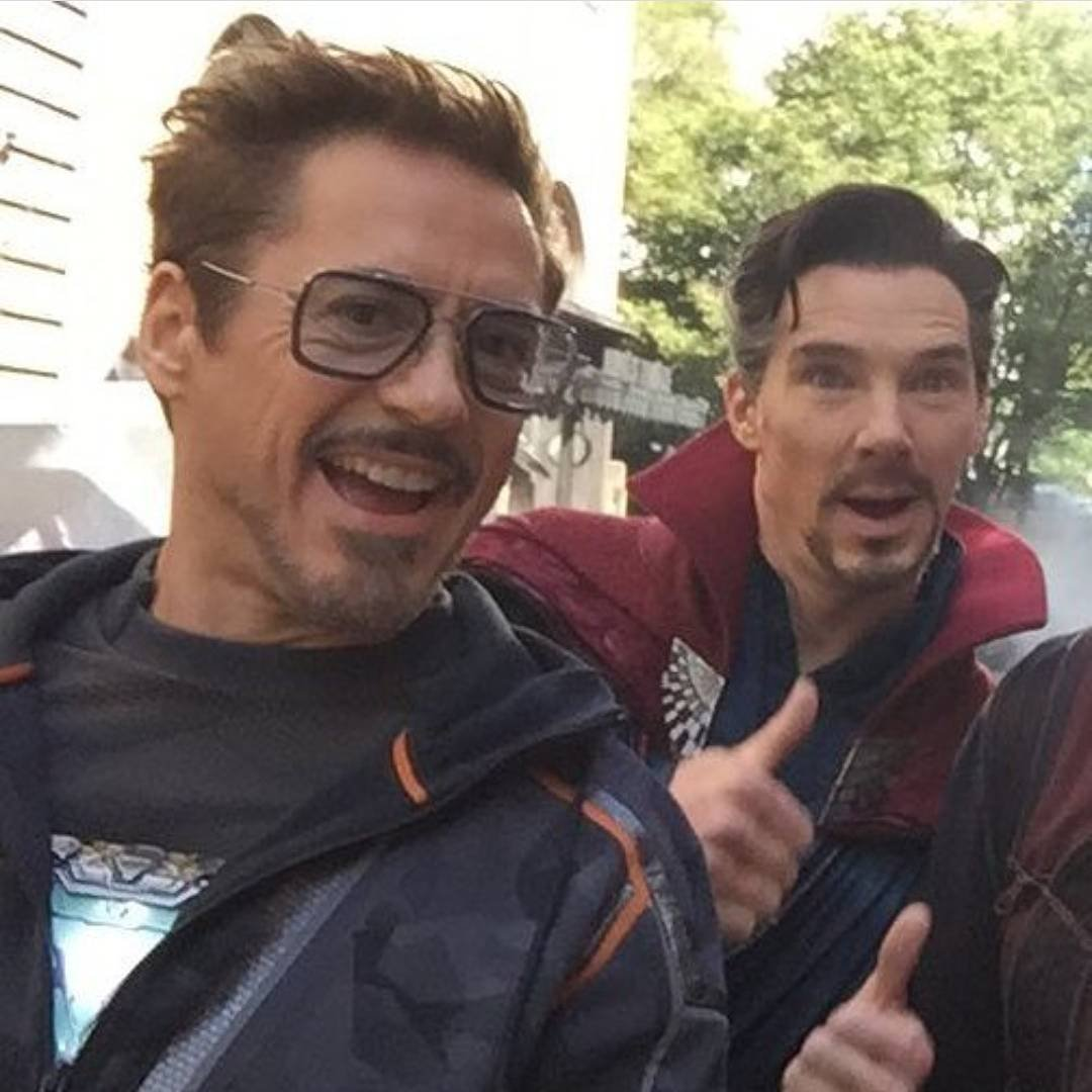 b05b6bb1a6ad Sunglasses Worn by Robert Downey Junior as Tony Stark in Avengers  Endgame  and Infinity War