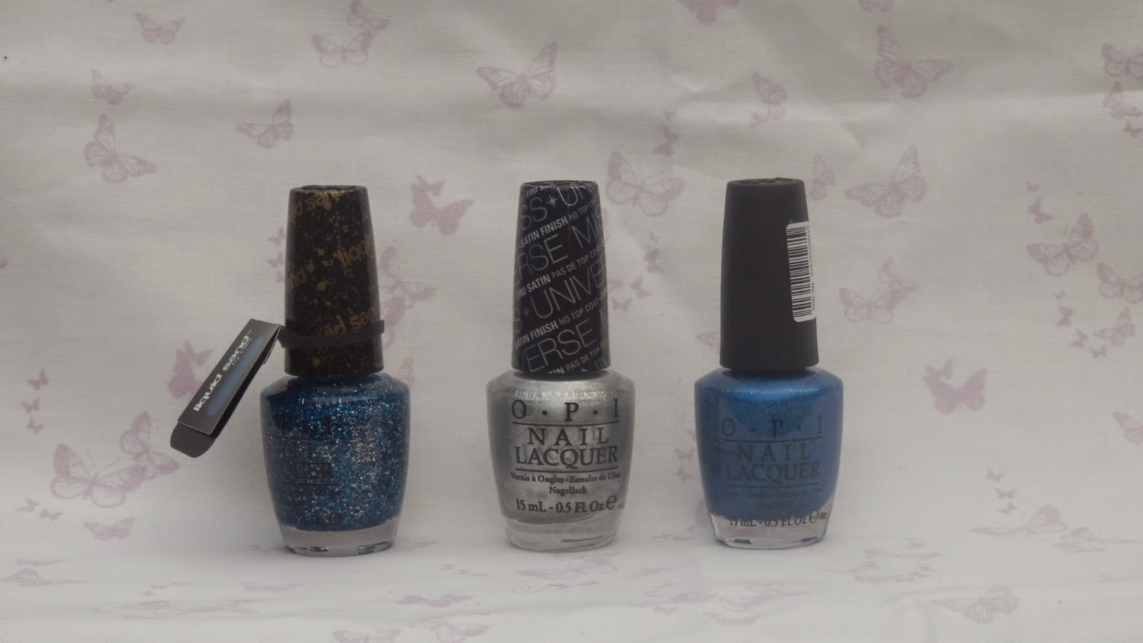 Fragrance Direct Essie & OPI Nail Polish Haul
