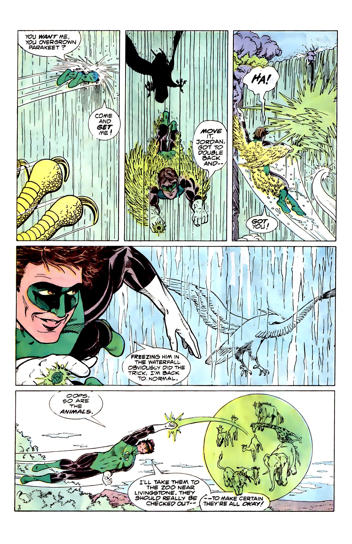 Read online Secret Origins (1986) comic -  Issue #32 - 23