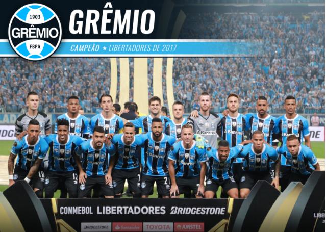 4b50977fec Lanús(ARG) 1x2 Grêmio