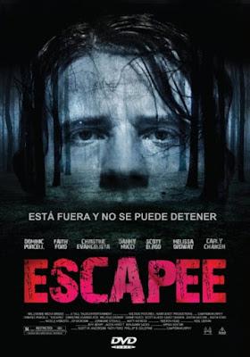 Escapee 2011 DVD R1 NTSC Latino