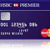 Keuntungan/Keunggulan Kartu Kredit Premier MasterCard® HSBC