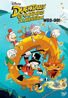 DuckTales: Os Caçadores de Aventuras - Woo-oo! - DVDRip Dual Áudio