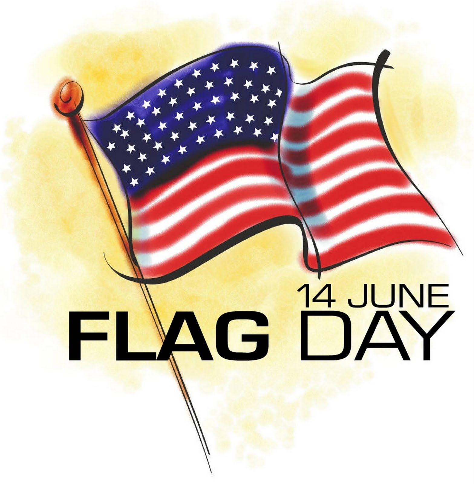 FREE Flag Day Coloring Pages..