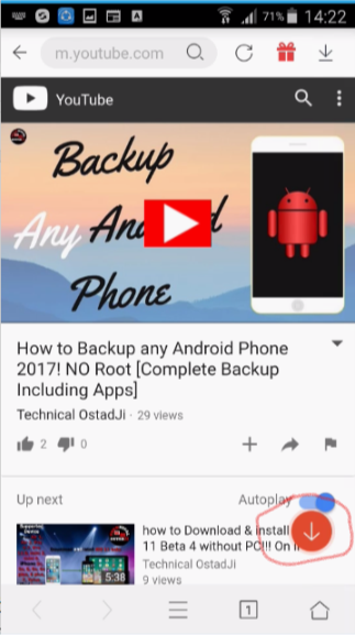 2 Best Apps Where to Download Videos from Youtube in Android
