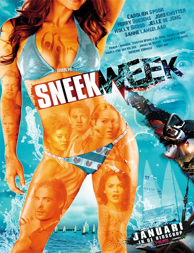 Ver Sneekweek (2016) Online