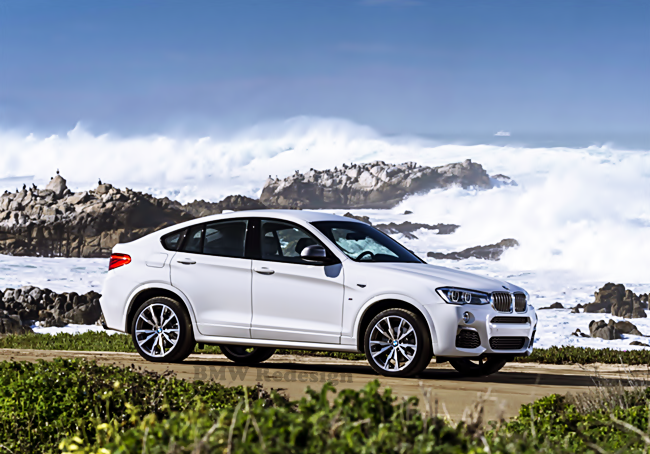 BMW X4 M40i Review