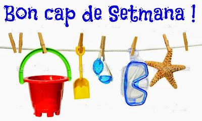 Escola Bressol Colorins: BON CAP DE SETMANA