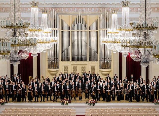 תזמורת סנט פטרסבורג בישראל - כרטיסים מוזלים