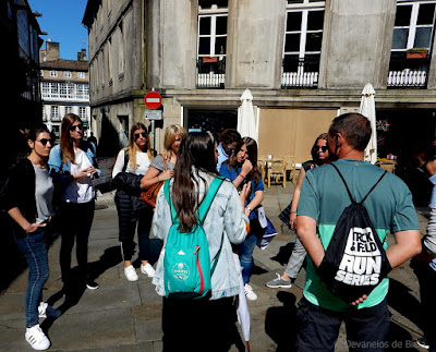Free walking tour - Santiago de Compostela